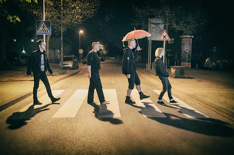 Beatles Cover nachgestellt
